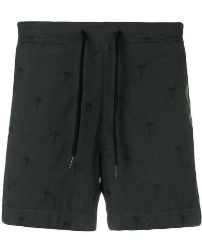 Шорты с вышивкой с карманами Tomas Maier