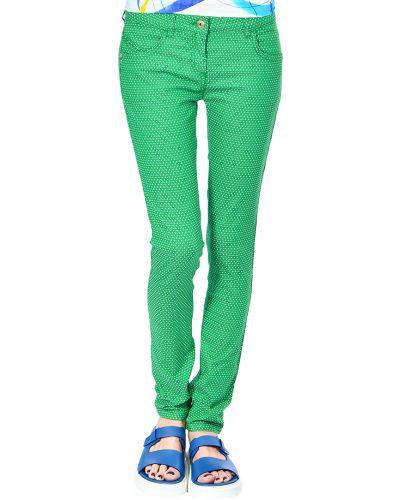 Зеленые брюки Patrizia Pepe