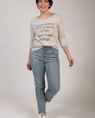 Хлопковые джинсы Ouí