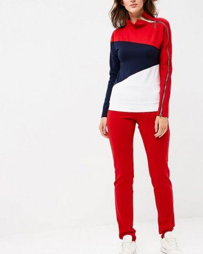 Костюмный красный спортивный костюм Bezko