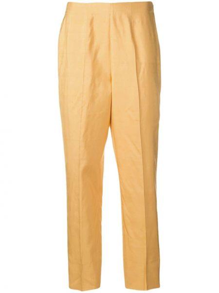 Зауженные брюки винтажные Emilio Pucci Pre-owned