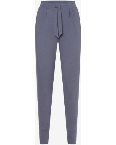 Niebieskie spodnie od piżamy Marie Lund