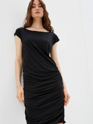 Черное платье для беременных Gap Maternity