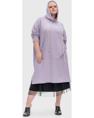Платье - фиолетовое Lessismore
