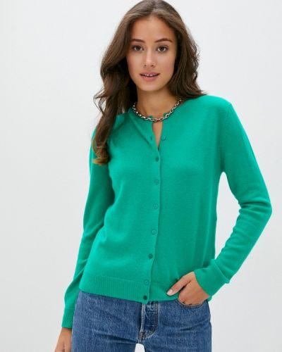 Зеленый кардиган United Colors Of Benetton