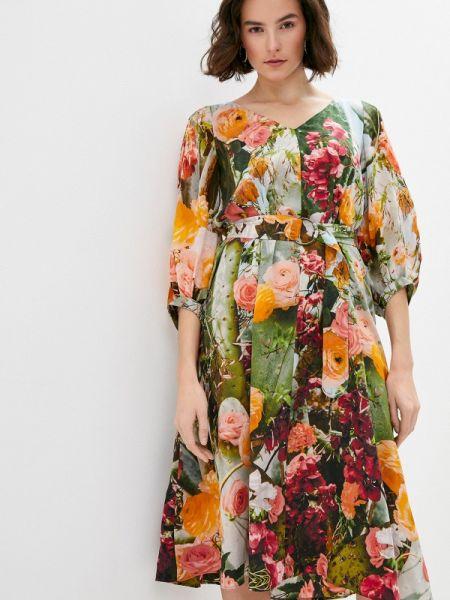 Повседневное платье Akris Punto