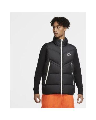 Пуховая жилетка с карманами Nike