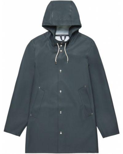 Szary płaszcz przeciwdeszczowy Stutterheim