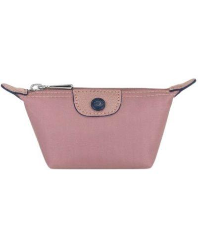 Różowa kopertówka Longchamp