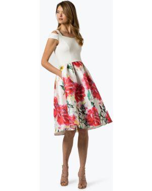 Sukienka wieczorowa w kwiaty sukienka z sukienką Coast