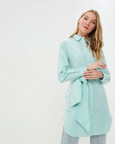 Платье платье-рубашка весеннее Selected Femme