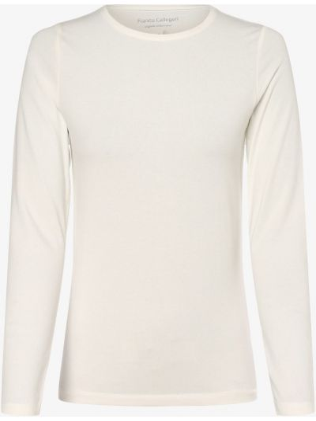 Beżowy baza t-shirt Franco Callegari
