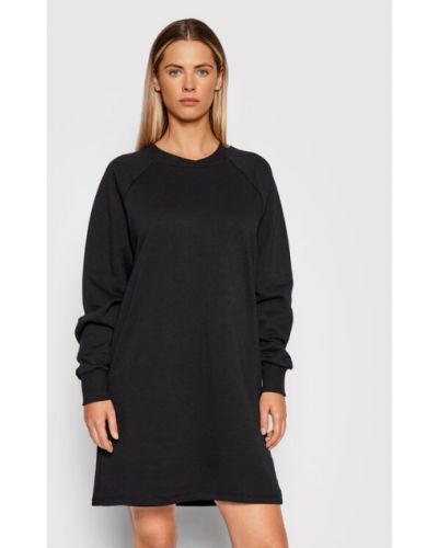 Czarna sukienka dzianinowa Noisy May