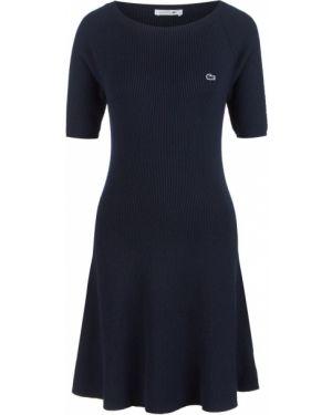 Платье бесшовное расклешенное Lacoste