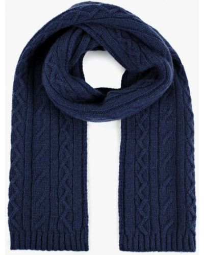 Синий шарф United Colors Of Benetton