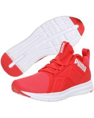 Кроссовки для бега сетчатые белый Puma