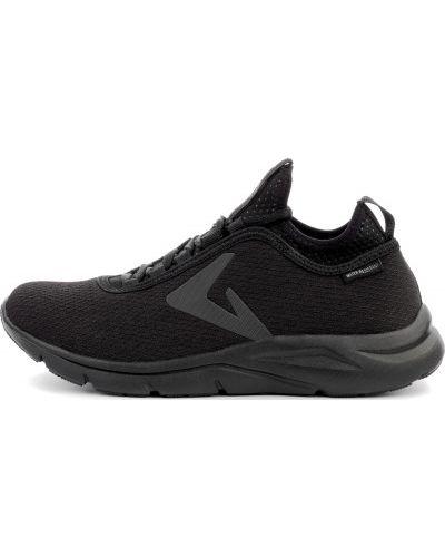 Кроссовки для бега черные зимние Demix