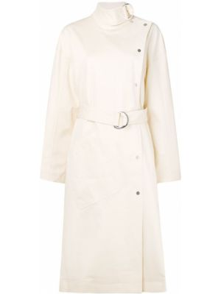Пальто оверсайз без воротника Victoria, Victoria Beckham