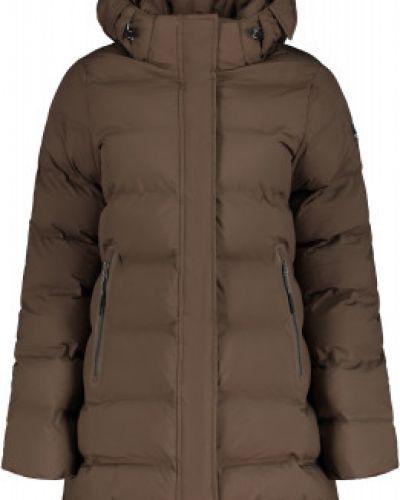 Куртка мембранная - коричневая Icepeak