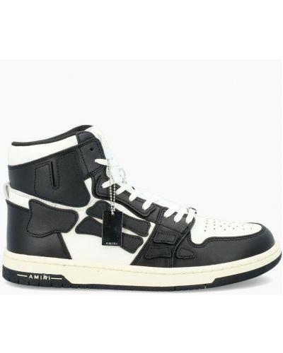 Czarne sneakersy Amiri