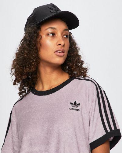 Футболка оверсайз свободная Adidas Originals