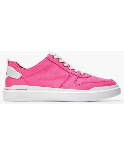 Низкие кеды - розовые Cole Haan