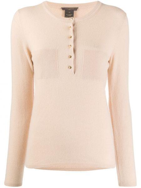 Джемпер в рубчик на пуговицах Louis Vuitton