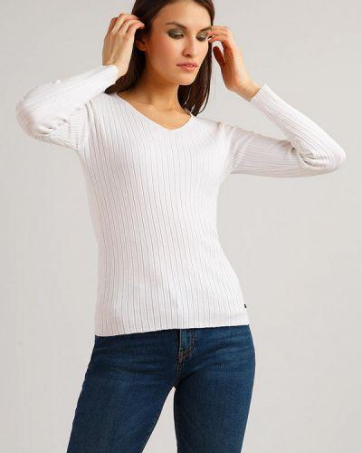 Белый пуловер Finn Flare