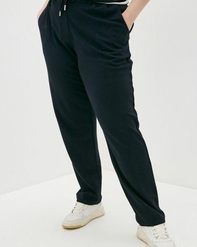Синие спортивные брюки Ulla Popken
