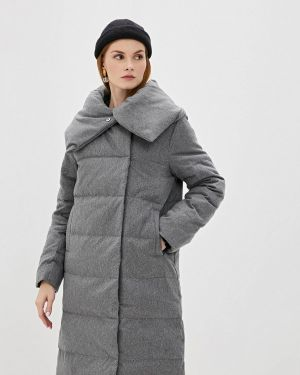 Пальто серое пальто Incity