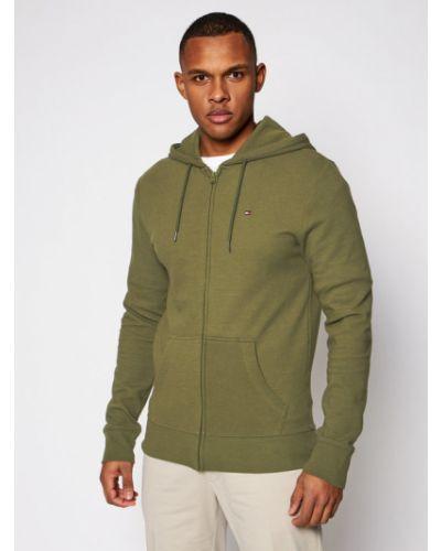 Zielony bluzka Tommy Hilfiger