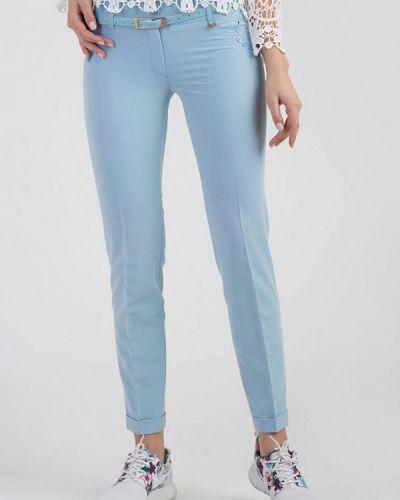 Классические брюки - голубые Das