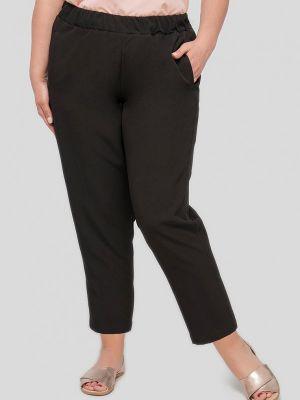 Прямые брюки - черные Лимонти