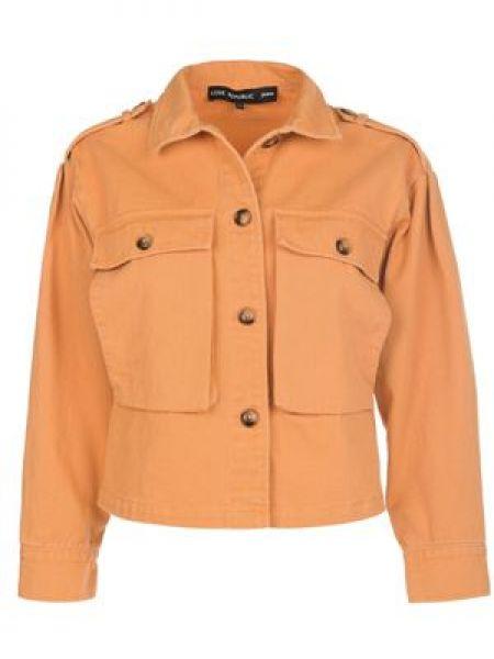 Джинсовая куртка Love Republic