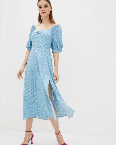 Платье - голубое Evolve