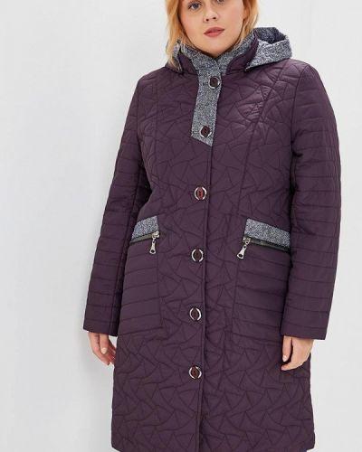 Утепленная куртка демисезонная осенняя Grand Madam