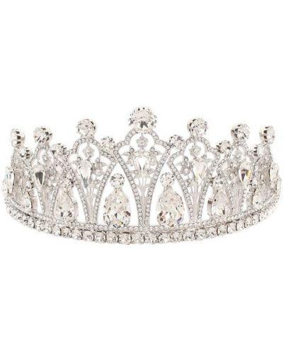 Диадема серебряная Dolce & Gabbana
