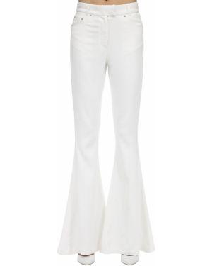 Расклешенные свободные брюки с карманами Filles A Papa