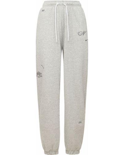 Spodnie bawełniane Nike