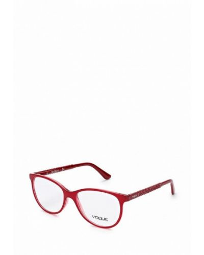 Оправа для очков красная Vogue® Eyewear
