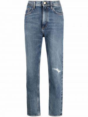 Прямые джинсы классические - синие Jacob Cohen