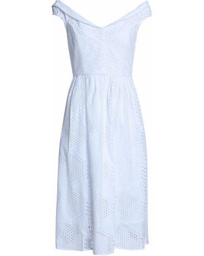 Biała sukienka bawełniana Milly