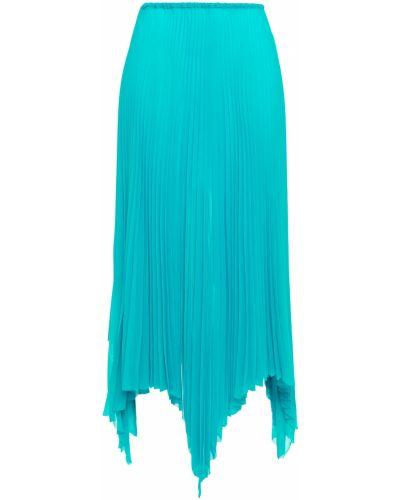 Spódnica plisowana - turkusowa Marques Almeida