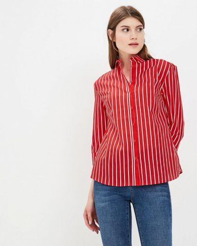 Красная блузка Zarina