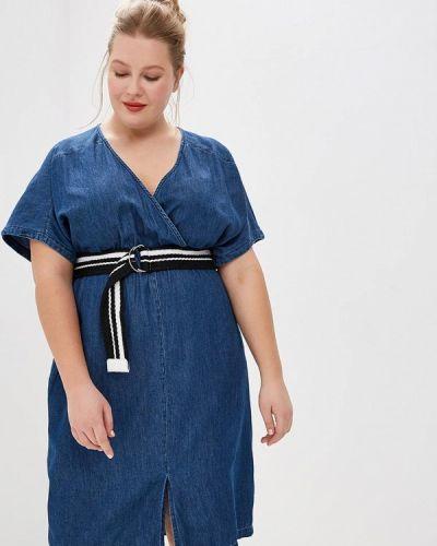 Джинсовое платье Lost Ink Plus