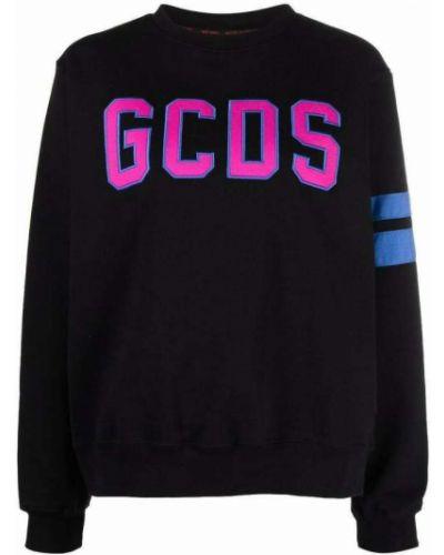 Czarny sweter Gcds