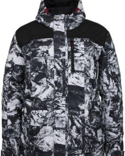 Утепленная куртка горнолыжная спортивная Exxtasy