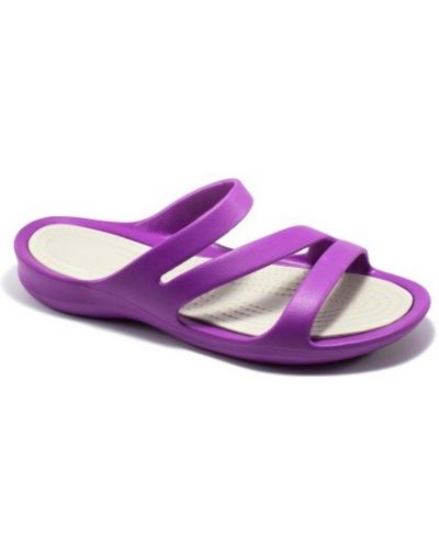 Шлепанцы - фиолетовые Realpaks