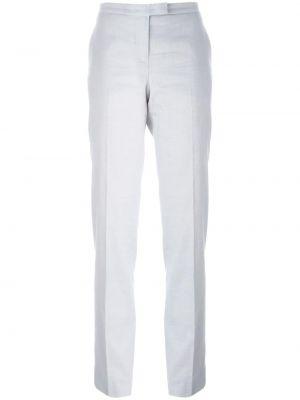 Желтые брюки винтажные с воротником Jil Sander Pre-owned