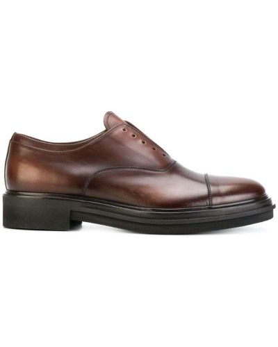 Кожаные ботинки резиновые классические Premiata